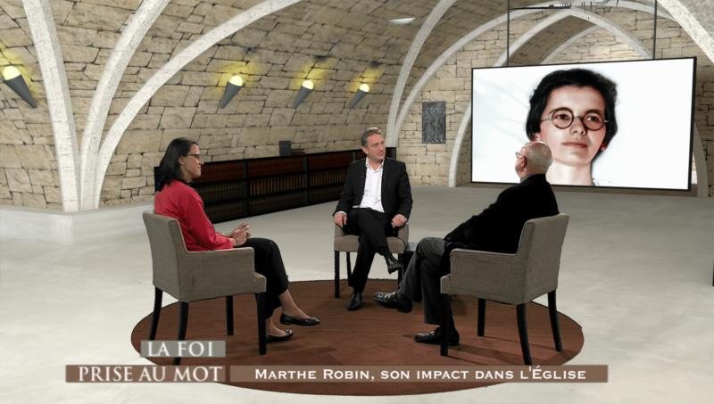 (A revoir sur KTO) Marthe Robin : son impact dans l'Eglise