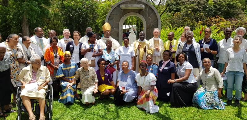 Dans les Caraïbes, il y a aussi des Foyers de Charité !