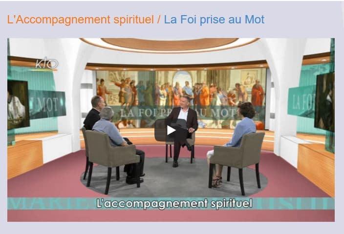 Pourquoi et comment vivre un accompagnement spirituel ? (VIDEO)