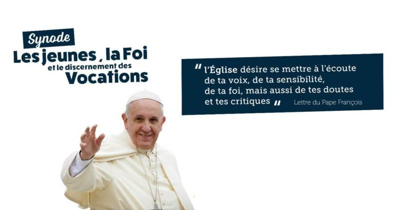 Propositions pour les jeunes : intervention des Foyers de Charité au Vatican pour préparer le synode