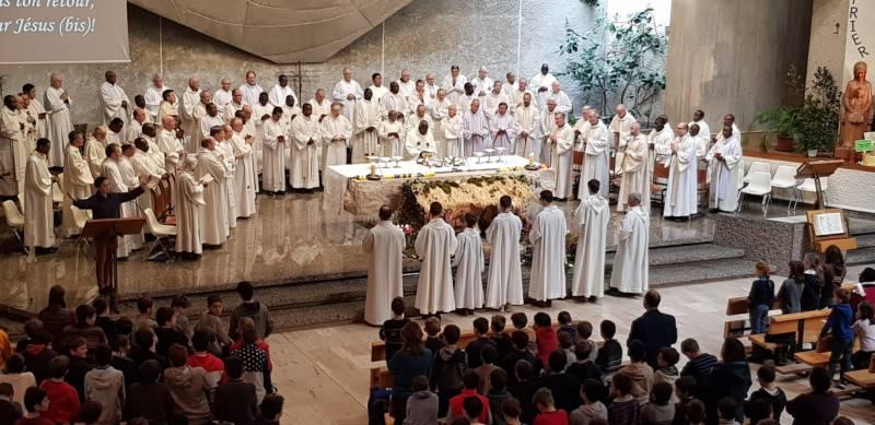Rencontre internationale des prêtres des Foyers de Charité