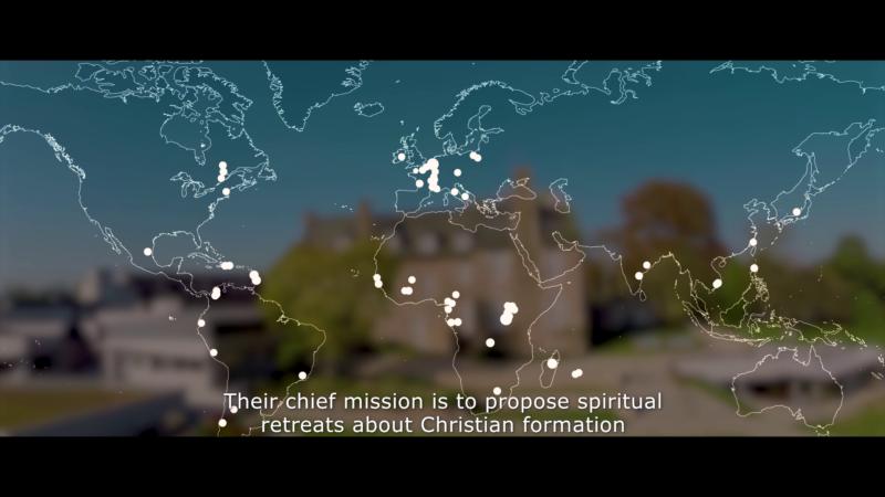 VIDEO : Découvrir les Foyers de Charité en 3 minutes