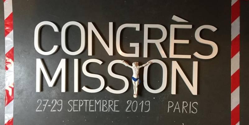 Les Foyers de Charité partenaires du Congrès Mission